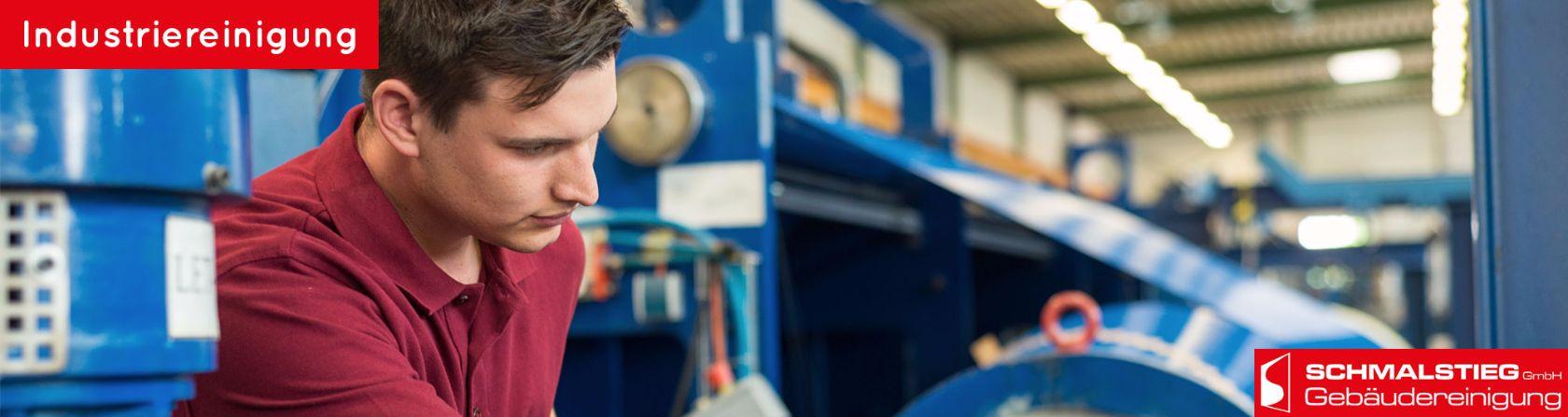 Schmalstieg GmbH Gebäudereinigung Hannover - Industriereinigung