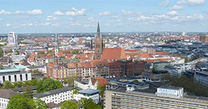 Außenanlagen Reinigung Hannover Region