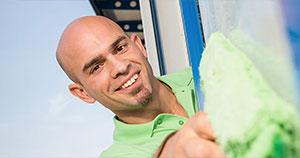 Glasreinigung Fensterputzer Hannover Region