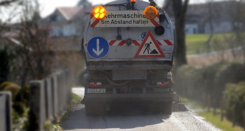 Verkehrsflächenreinigung Hannover Gebäudereinigung Schmalstieg