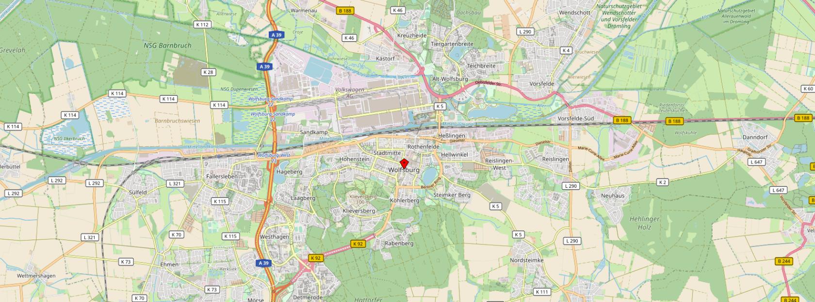 Gebäudereinigung in Wolfsburg Schmalstieg